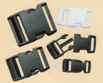 CN900 Plastic Slide Release Buckle: Choice of Size (1)